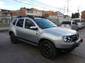 Renault Duster Dynamique 5 Puertas, Version Dakar 2