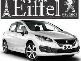 Peugeot 308 1.6 Allure Hdi 0 Km. A Pat. Ret. Ya!! Tasa 0%