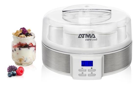 Yogurtera Con Timer 7 Yogures Atma Ym3010n Full