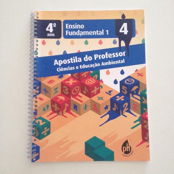 Apostila Do Prof Ciências E Educação Ambiental 4ª / 4 Ph C2