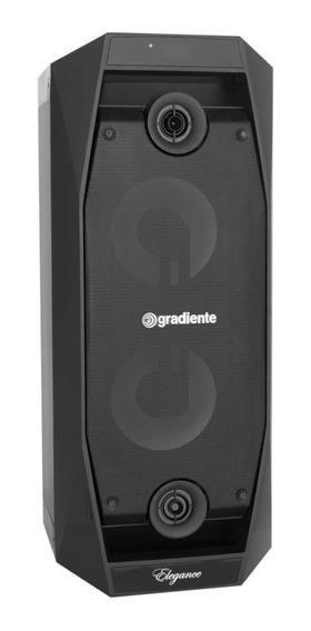 Caixa Amp. Gradiente Elegance Gca102 500w Bluetooth Bivolt