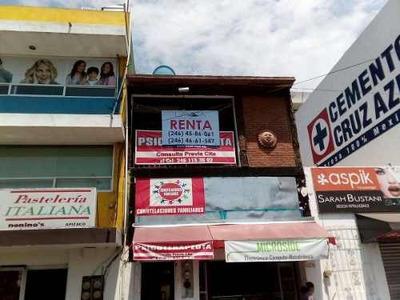 (crm-140-357) Oficina En Renta En Apizaco, Tlaxcala