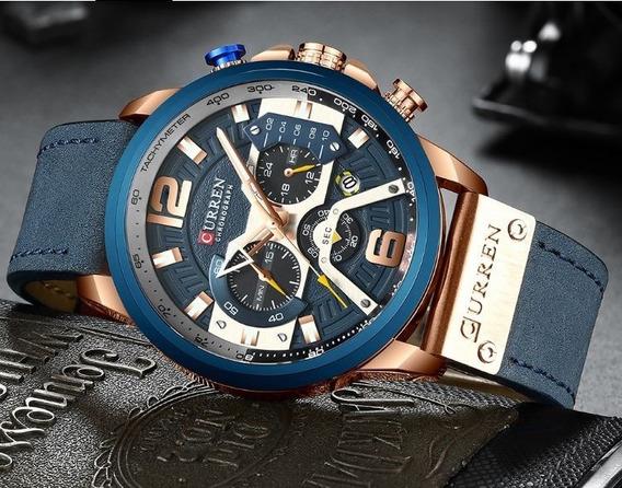 Reloj Curren 8329 De Cuarzo Para Hombre