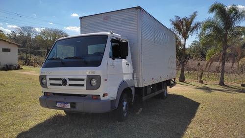 Imagem 1 de 15 de Vw 8150 2011 Delivery Plus Bau Aluminio 710 815 914 915 9150