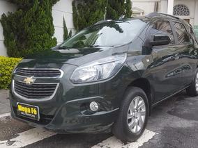 Chevrolet Spin 1.8 Ltz 7l Flex Aut. 2014 Verde Completo
