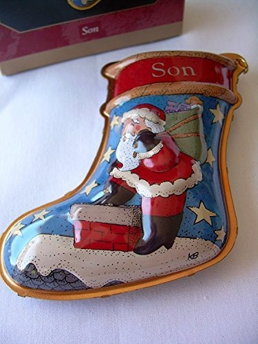 Sello Distintivo  Tarjeta De Recuerdo Ornamento Hijo 1997