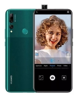 Celular Smartphone Huawei Y9 Prime 4gb 128gb Lte Dual +nfe