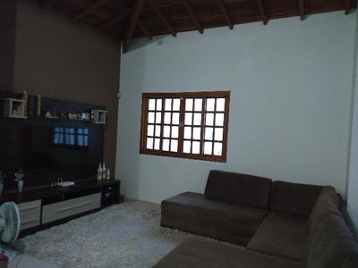 Casa Residencial À Venda, Jardim Satélite, São José Dos Campos - . - Ca0817