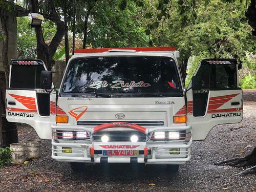 Daihatsu Delta Cama Corta Año 2000