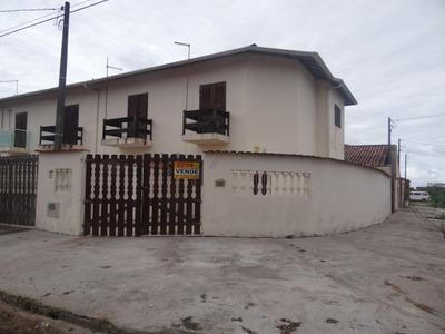Casa Em Mongaguá R$155 Mil Poucos Metros Da Praia!!! 4482