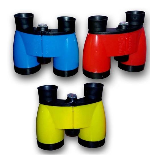 Binóculos Infantis Kit Com 5 Unidades