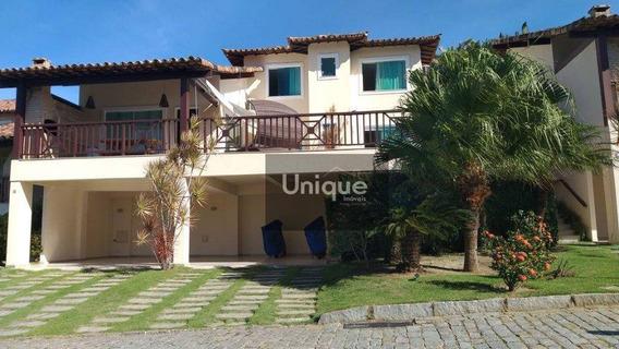 Casa À Venda, 180 M² Por R$ 1.350.000,00 - Geribá - Armação Dos Búzios/rj - Ca0935