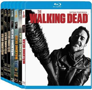 Blu-ray The Walking Dead Temporadas 1-7