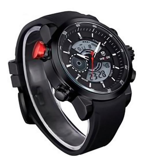 Relógio Original Com Pulseira De Borracha Promoção Confira