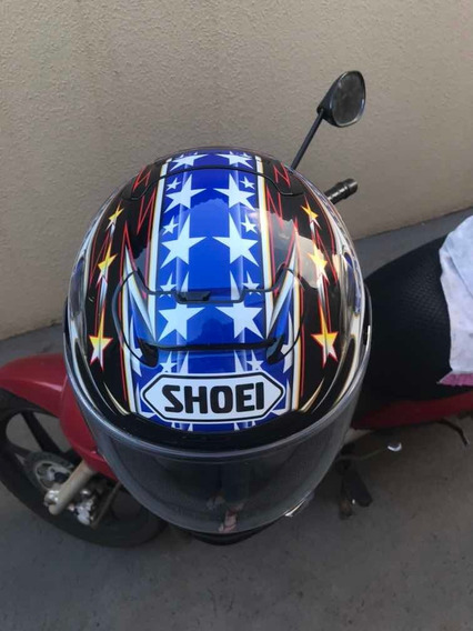 Capacete Shoei - The Doctor
