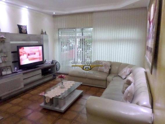 Casa Residencial À Venda, Vila Formosa, São Paulo - Ca0085. - Ca0539