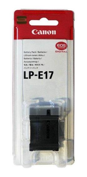 Bateria Recarregável Para Câmeras Canon Lp-e17 - Modelos T
