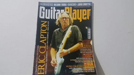 Guitar Player 186 - Clapton, Nelson Faria