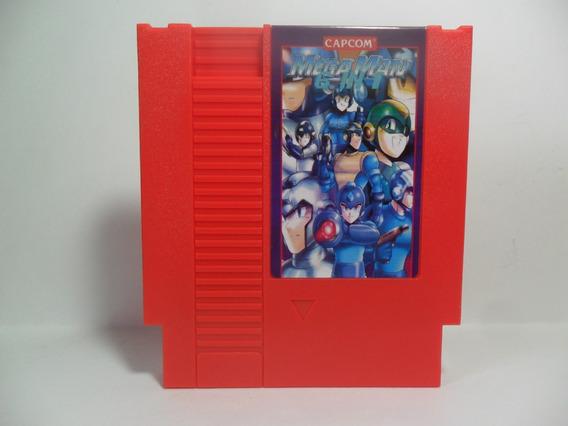 Megaman 6 Em 1 - Nintendo - Nes - Mega Man