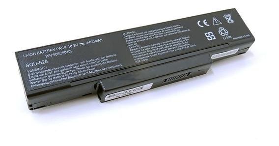 Bateria Notebook - Postivo Sim 1062 - Preta