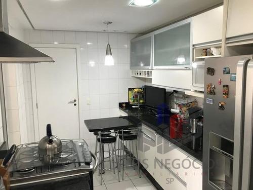 Apartamento À Venda Em Ipiranga - Ap008166