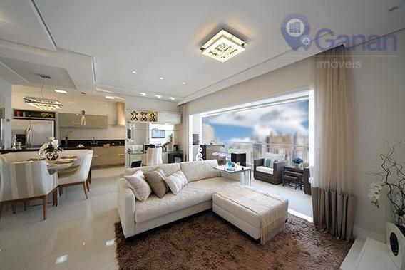 Cobertura Com 3 Dormitórios À Venda, 184 M² Por R$ 998.000 - Vila Carrão - São Paulo/sp - Co0209