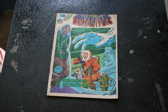 Revista El Mensajero De Ultratumba , Historias Fantasticas