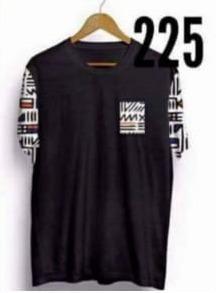 T Shirt Blusa Black