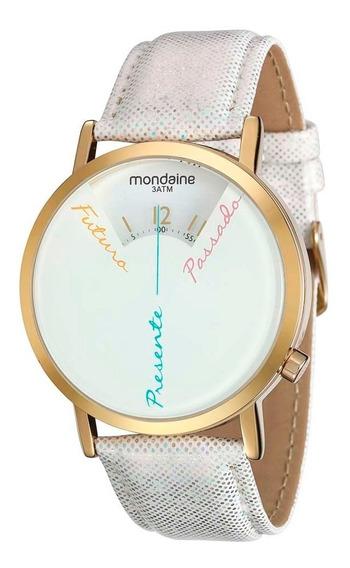 Relógio Mondaine 94757lpmvdh1- O Menor Preço Do Ml!!