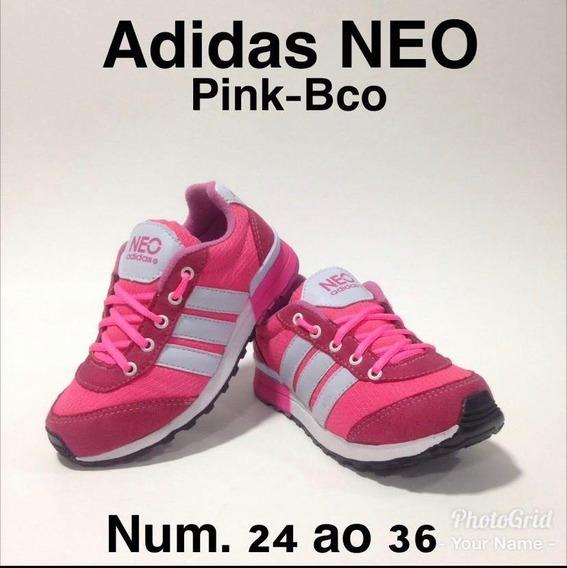 Tenis Neo Infantil Masculino Feminino Corrida Em Promoçao