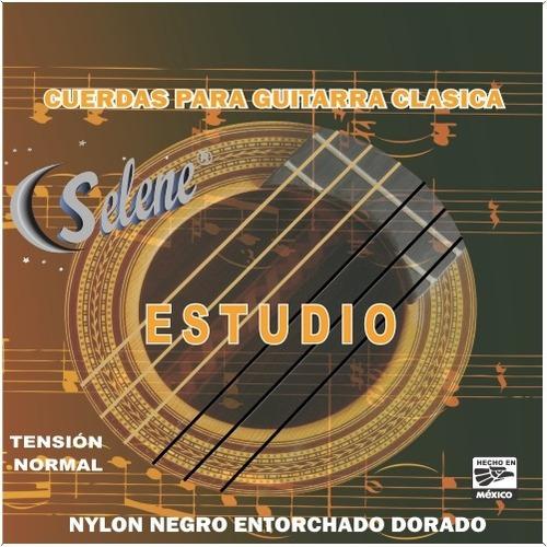Imagen 1 de 2 de Cuerdas De Guitarra Acustica Clásica De Nylon