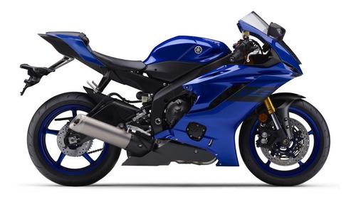 Yamaha Yzf R6 0km 2020 Automoto Lanus