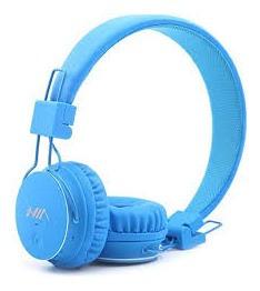 Auriculares Inalambricos Con Mic Aux Fm Mp3 Y Micro Sd