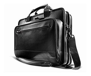 Maletin Lenovo Ejecutivo De Cuero Porta Notebook