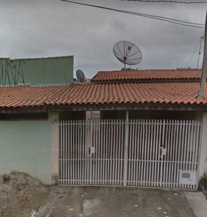 Casa Em Jardim Torrão De Ouro, São José Dos Campos/sp De 64m² 2 Quartos À Venda Por R$ 110.506,49 - Ca345414