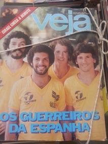Revistas Veja Dos Anos De 1980 A 1985