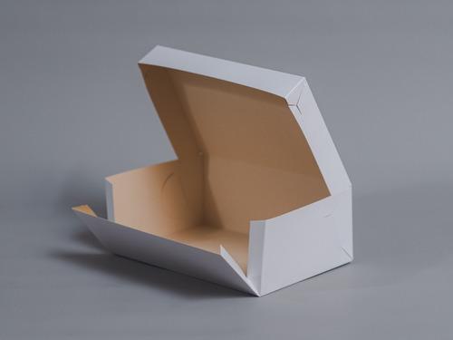 Caja Grande 26x18x10cm (x 50u.) Desayunos Sandwiches - Bauletto