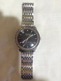 Relógio Gruem Swiss Casual Aço Inoxidável