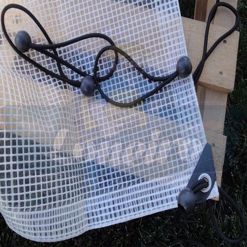 Imagem 1 de 6 de Lona Transparente 15x10 Cobertura Capa Impermeável 300 Micra