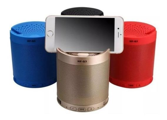 Caixa Som Q 3 Caixinha Smartphone Android Bluetooth