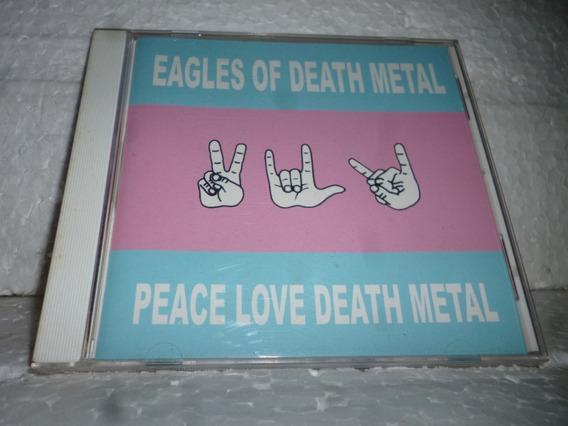Cd Eagles Of Death Metal Peace Love Death Metal 2004 Usa