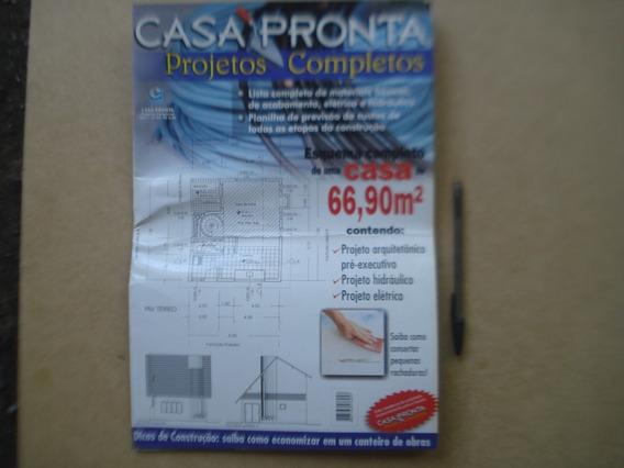 Casa Pronta Projetos Completos N 3 - Arquitetura Construcao