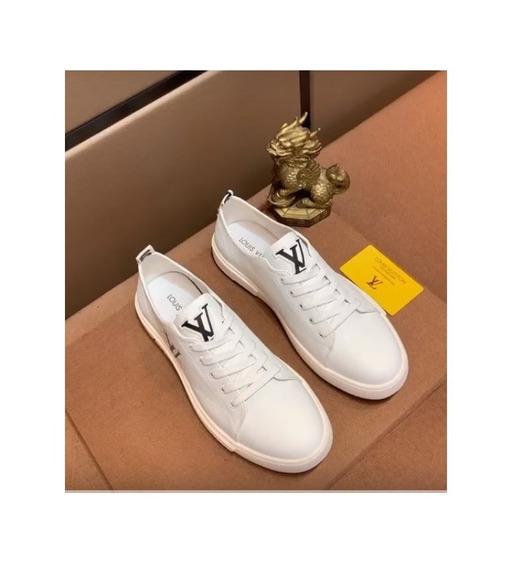 Zapatillas Louis Vuitton Hombre Exclusivas Caja Envios 38 46
