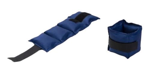Par De Tobilleras De 1 Kilo Para Gimnasia Unicom Fitness