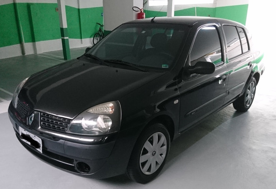 Renault Clio Sedan Expression 1.0 16v 2005