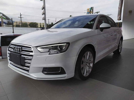 Audi A3 Sedan Select 2018 Blanco Glaciar 4p L4/1.4/t Aut