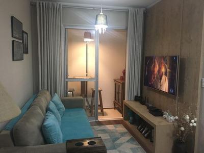 Apartamento Em Vila Lageado, São Paulo/sp De 50m² 2 Quartos À Venda Por R$ 350.000,00 - Ap70156