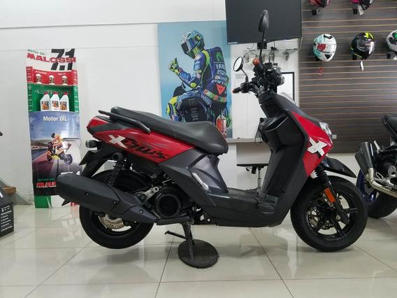 Yamaha Bws 125 Fi 2017