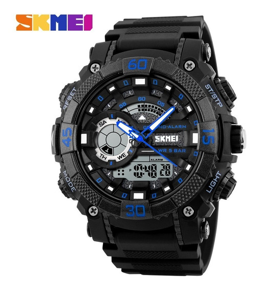 Relógio Esportivo Masculino Skmei Modelo 12288 Frete Grátis
