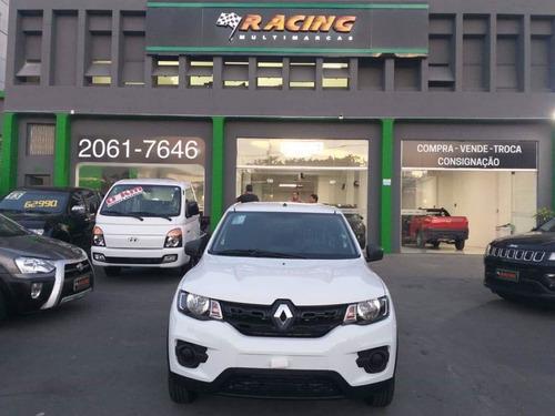 Kwid Zen 1.0 ( Mec ) 2019 0km - Racing Multimarcas